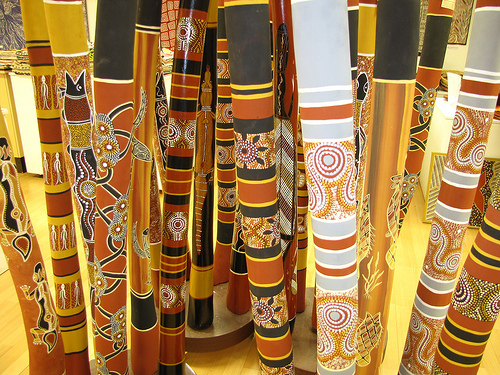 didgeridoo photo