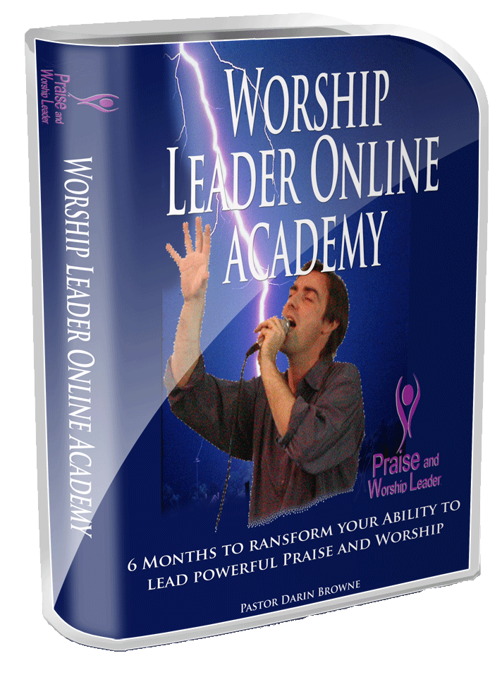 worship leader academy