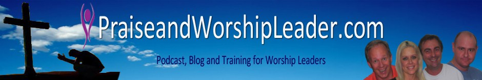 Praise and Worship Leader Training