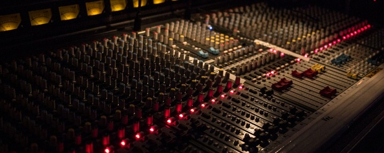 how to mix sound