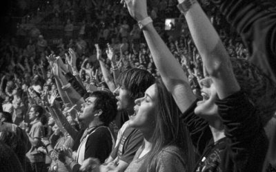 how to lead worship with passion